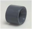 PVC Reduktionen mit beidseitigen Klebestutzen