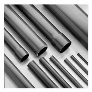 PVC Rohre in PN 10 und PN 16 (auch transparent)