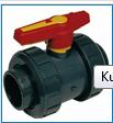 2-Wege Kugelhahn S PVC_PP_PVDF