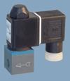 Kunststoffmagnetventil Typ 104