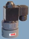 Kunststoffmagnetventil Typ 148