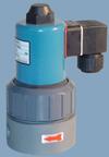 Kunststoffmagnetventil Typ 150