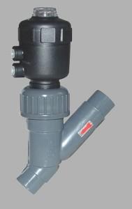 Kunststoffmagnetventil Typ 540